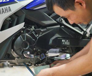 cách kiểm tra xe exciter cũ, cách kiểm tra số khung số máy exciter 150