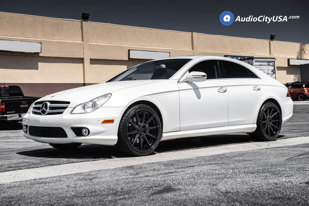 Mercedes CLS 500 sản xuất 2008